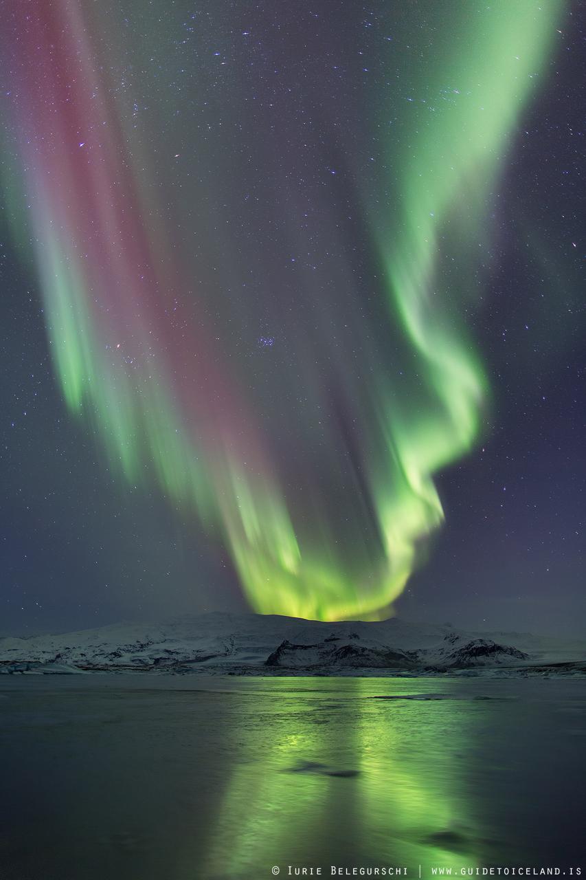 冰岛冬季五日自由行|蓝冰洞-极光-蓝湖-黄金圈-冰河湖 Guide To Iceland