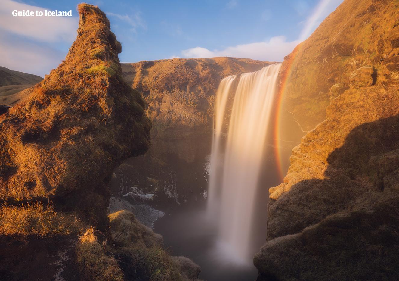 6月的冰岛|环岛自驾,天气和景点指南